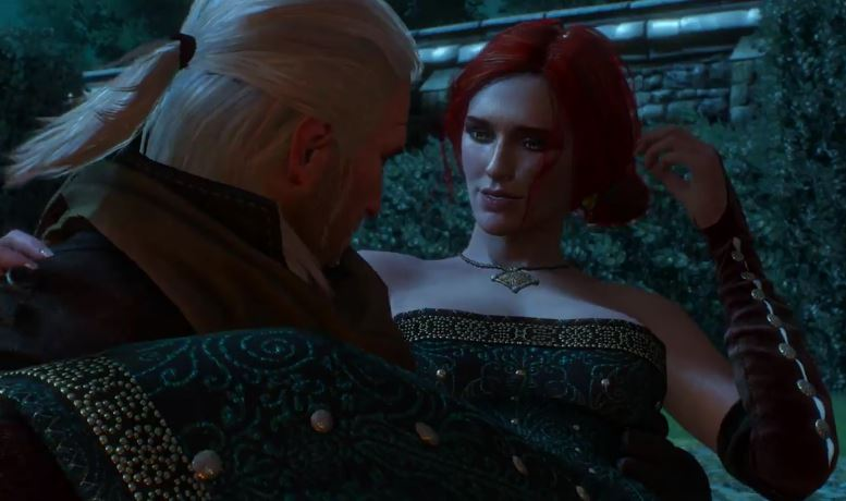 the witcher3 triss