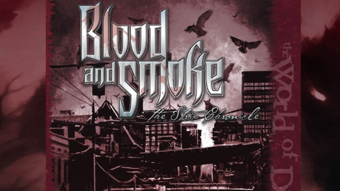 Cover von Blood and Smoke (Auschnitt)
