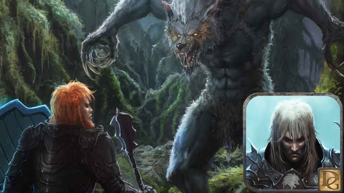 Artwork mit App-Icon