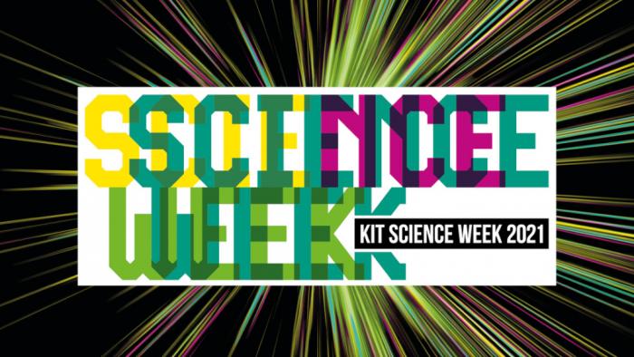 """""""KIT Science Week"""" – Künstliche Intelligenz und Digitalisierung"""