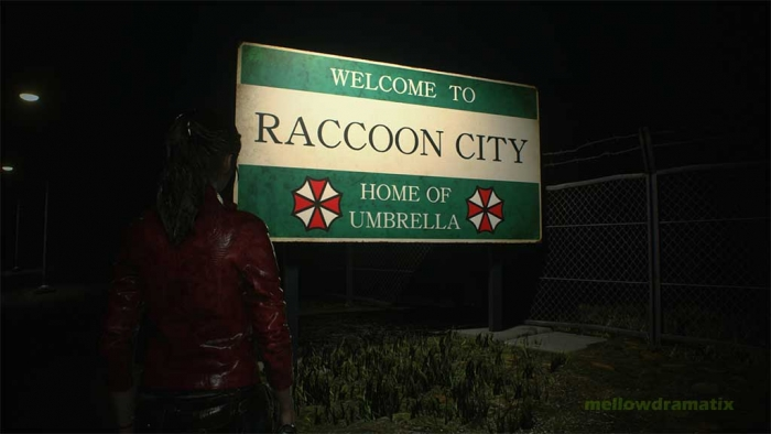 "Rückkehr nach Raccoon City in ""Resident Evil 2"""
