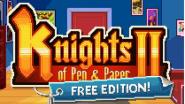 """""""Knights of Pen & Paper 2"""" – Selbstironie hoch zwei"""