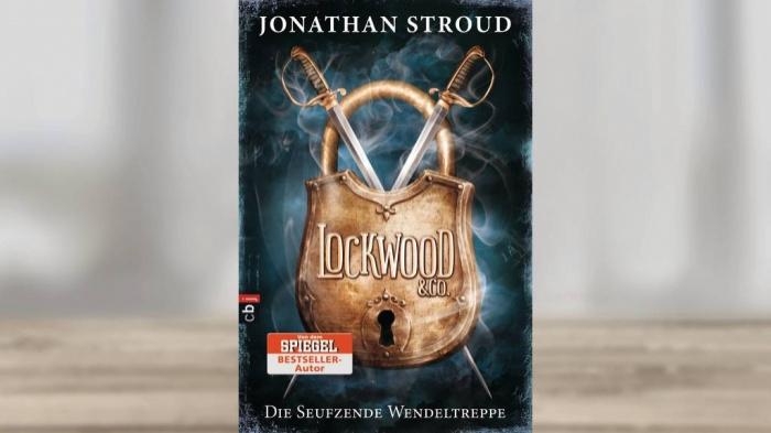 """Lockwood & Co. Die Seufzende Wendeltreppe"" von Jonathan Stroud"
