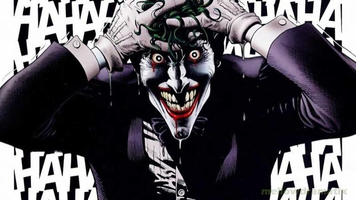 "10. Schocktober: ""The Killing Joke"" (1988)"