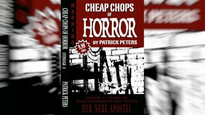 """""""Cheap Chops of Horror"""" – Die Groschenheftchen des Grauens"""