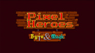 """Pixel Heroes: Byte & Magic"" von The Bit Father"