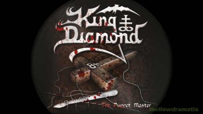 "3. Schocktober: ""The Puppet Master"" von King Diamond (2003)"
