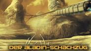 """Mark Brandis Raumkadett, Folge 5: Der Aladin-Schachzug"""